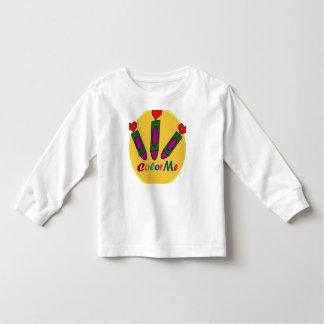 Camiseta De Bebé Coloréeme:)