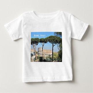 Camiseta De Bebé Colosseum, Roma, Italia