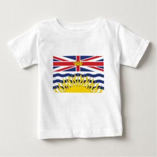 Camiseta De Bebé Columbia Británica