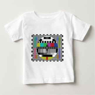 Camiseta De Bebé Common Test PAL Tv