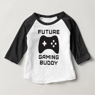 Camiseta De Bebé Compinche futuro del juego