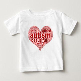 Camiseta De Bebé Conciencia del autismo