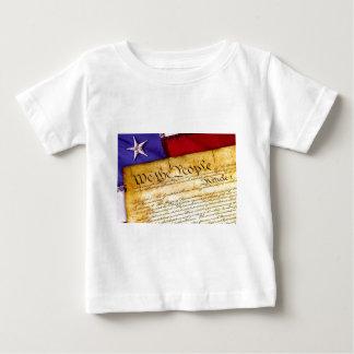 Camiseta De Bebé Constitución 4ta julio de la independencia del 4