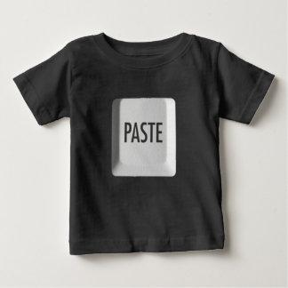 Camiseta De Bebé Copia y goma