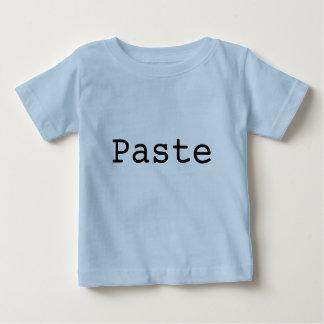 """Camiseta De Bebé Copia y goma para los gemelos """"GOMA """""""