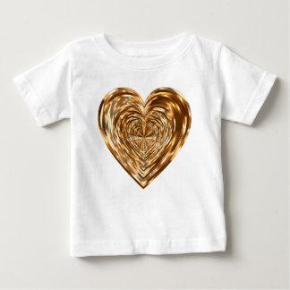 Camiseta De Bebé corazón