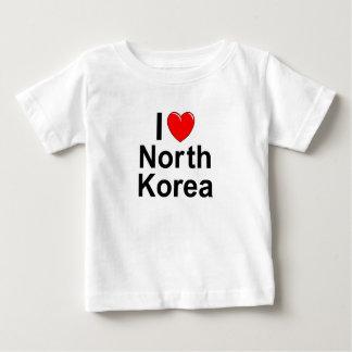 Camiseta De Bebé Corea del Norte