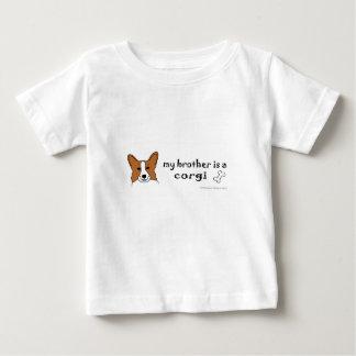 Camiseta De Bebé corgi