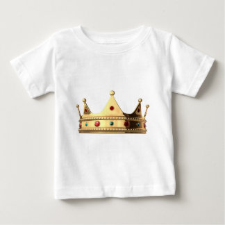 Camiseta De Bebé Corona del reino