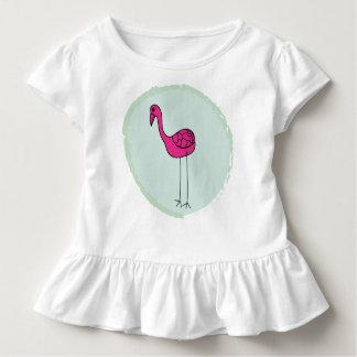 Camiseta De Bebé Corpiño de volante