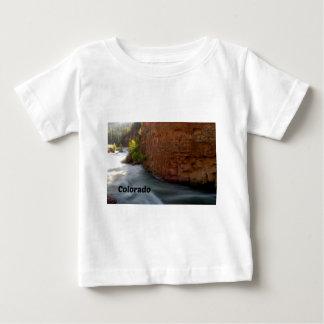Camiseta De Bebé Corriente en los Colorado Rockies