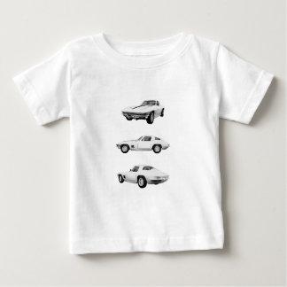 Camiseta De Bebé Corvette 1967 C2: