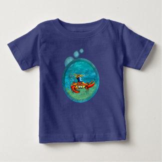Camiseta De Bebé Crabynni