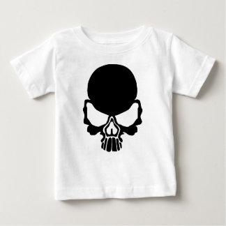 Camiseta De Bebé Cráneo