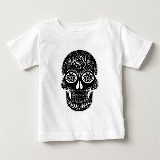 Camiseta De Bebé Cráneo abstracto