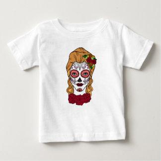 Camiseta De Bebé Cráneo del azúcar del superventas