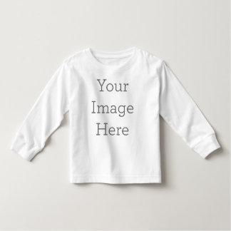 Camiseta De Bebé Cree sus los propios