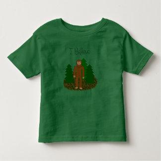 Camiseta De Bebé Creo - Bigfoot