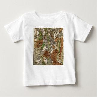 Camiseta De Bebé Cristo coronó con las espinas