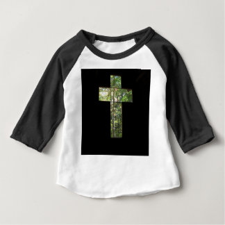 Camiseta De Bebé Cruz de la ventana