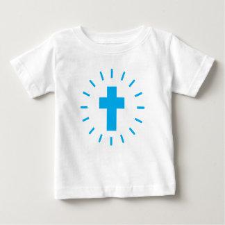 Camiseta De Bebé Cruz del Jesucristo