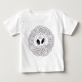 Camiseta De Bebé Cthulhu Knotwork