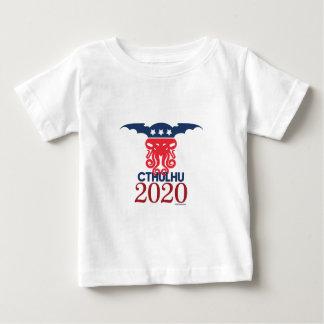 Camiseta De Bebé Cthulhu para el presidente 2020