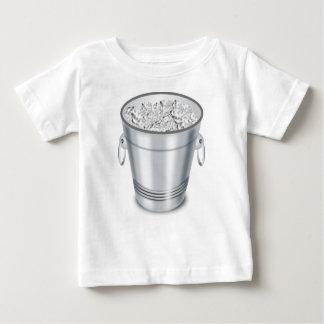 Camiseta De Bebé Cubo de hielo