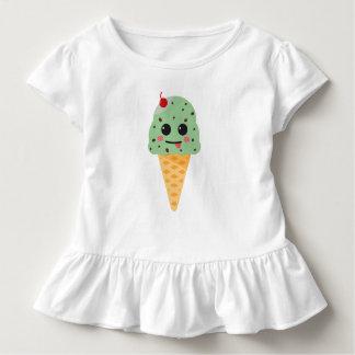 Camiseta De Bebé Cute ice cream