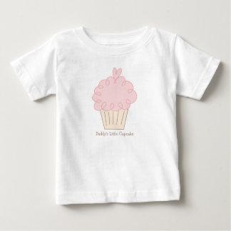 Camiseta De Bebé Daddys poca magdalena