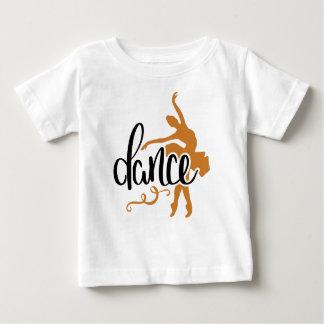 Camiseta De Bebé Danza