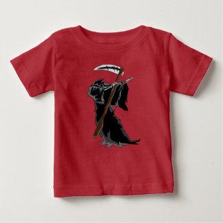 Camiseta De Bebé danza divertida severa del lenguado de Halloween