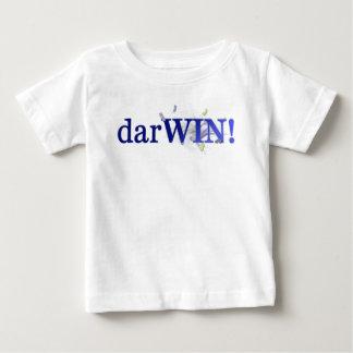 Camiseta De Bebé ¡darWIN!