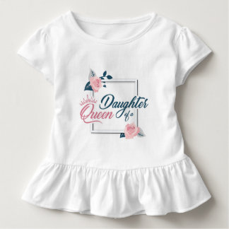 Camiseta De Bebé Daughter of a queen
