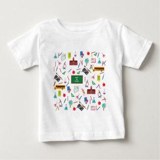 Camiseta De Bebé De nuevo a escuela