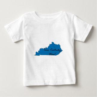 Camiseta De Bebé ¡Dé vuelta a Kentucky azul! ¡Orgullo Democratic!