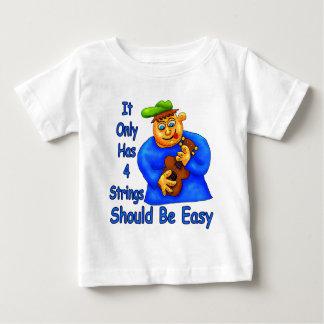 Camiseta De Bebé Debe ser fácil