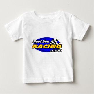Camiseta De Bebé Debe ver competir con