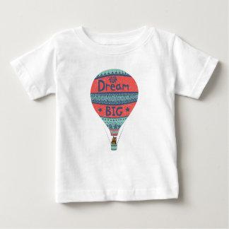 Camiseta De Bebé Decoraciones indias del estilo del globo grande