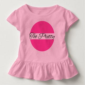 Camiseta De Bebé Demasiado bonito