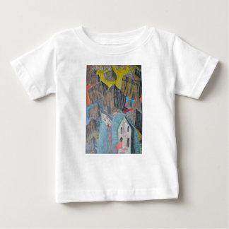 Camiseta De Bebé Dentro de la bola de masa hervida dentro de la
