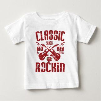 Camiseta De Bebé Desde 1967 y todavía obra clásica Rockin'