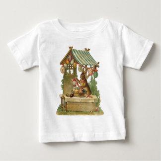 Camiseta De Bebé Deseándole una Pascua feliz