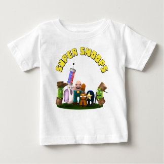 Camiseta De Bebé Detectives estupendos del Jr. de los fisgones