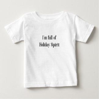 Camiseta De Bebé Día de fiesta