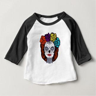 Camiseta De Bebé Día de la novia muerta