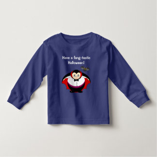Camiseta De Bebé Dibujo animado lindo de la diversión de una cuenta