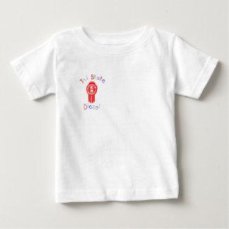 Camiseta De Bebé Diesel de triple estado