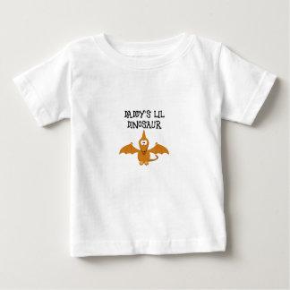Camiseta De Bebé dinosaurio del lil de los daddys