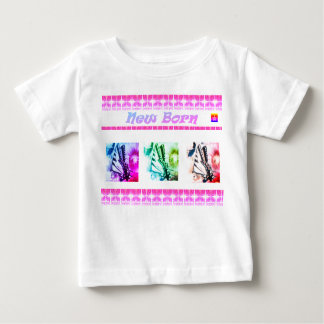 Camiseta De Bebé Diseñador de moda T/Shirt